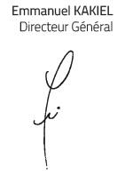 Signature Directeur Général Caléo Guebwiller