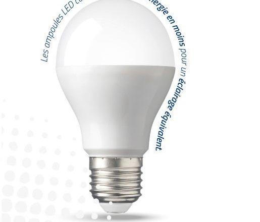 Opération mes ampoules gratuites