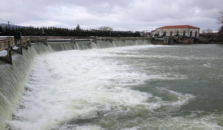 Centrale hydroélectrique en partenariat avec Caléo